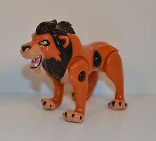 "RARE 1994 Scar 4"" Wind-Up Action Figure McDonald's EUROPE Disney Lion King"