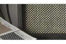 "Salt and Pepper speaker grill cloth fabric 24x36"" DIY repair speaker cabinet"