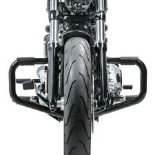 Pare cylindre Mustache II pour Harley Fat Boy Special/ Lo 10-17 noir