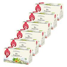 Teekanne Bio Bergkräuter 6er Pack