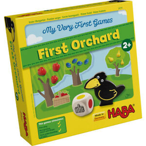 HABA 3177 My Very First Games – My First Orchard