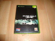 Pal version Microsoft Xbox Silent Hill 2