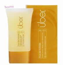 UBER Pure Gel Exfoliate Gel For The Face and Body 40mL SENSITIVE SKIN