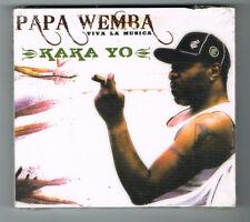 PAPA WEMBA - VIVA LA MUSICA - KAKA YO - CD + DVD - 2008 - NEUF NEW NEU