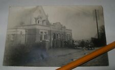 More details for ww1 rp postcard gosport hampshire wounded soldiers & cars brodrick hall