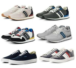 Jack & Jones Mens Trainers Casual Walking Running Gym Lace Low Top Sports Shoes