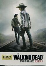 Walking Dead Season 4 Part 1 Complete 72 Card Base Set