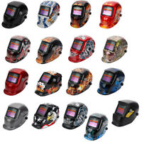 Lot Welding Helmet Pro Solar Auto-Darkening Mask Grinding Welders Home Security