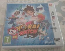 jeu Nintendo 3Ds  YO-KAI  Watch Yokai Neuf sous blister