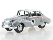 Auto Union 1000S grau Nr 9 Modellauto 6203 BUB 1:87