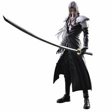 Final Fantasy VII Advent Children Sephiroth Play Arts Kai Action Figure FF7