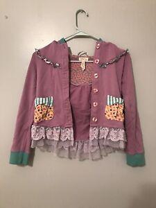 Matilda Jane Jacket Size 10