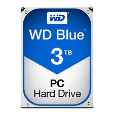 """Western Digital WD Blue 3TB 5400RPM 3.5"""" SATA Internal Hard Disk Drive WD30EZRZ"""