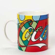Romero Britto Coca-Cola Mug 16 oz  – NEW – 4043880