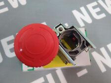 1PCS nouveau pour ABB CE4T-10R-01 d/'arrêt d/'urgence pushbotton Commutateurs