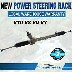 For Holden Commodore VTII VX VY 10/1999-2004 V6 Power Steering Rack Brand New!!