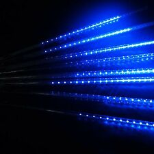 Waterproof 8 Tubes Lamps 50 80cm LED Meteor Shower Rain Light Christmas Decor