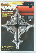 """CHEVROLET BULLY CROSS TRAILER TOWING HITCH  CAP  2"""" AND 2 1/4""""  fit CHEVROLET"""