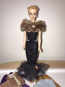 Vintage Barbie #5 5 Ponytail Blonde. Vintage Outfits