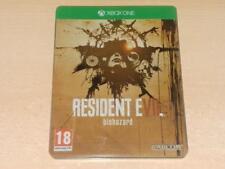 Resident Evil Biohazard Xbox One Limited Steelbook Edition **FREE UK POSTAGE**