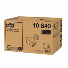 More details for 9000 napkins 1 ply white tork 10840 xpressnap n4