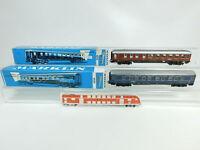 BJ324-1# 2x Märklin H0/AC Speisewagen/Schlafwagen: 4024 DSG + 4029 CIWL, OVP