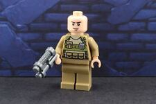 Lego Mini Figure Super Heroes DC Superman Colonel Hardy from Set 76003
