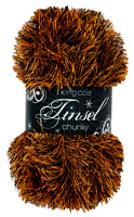 **KING COLE - TINSEL CHUNKY  - Various Colours**
