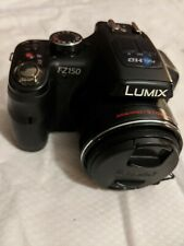 Panasonic Lumix DMC-FZ150 12MP 3'' SCREEN 24X DIGITAL CAMERA