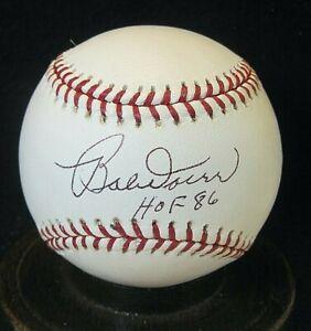 Bobby Doerr #2 Signed OML Baseball, JSA Certified w/HOF'86 Boston Red Sox d.2017