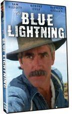 The Blue Lightning (1986) Sam Elliott, Rebecca Gilling Dvd Very good condition