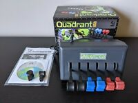 CH Products Throttle Quadrant USB Flight Simulator Controller Boxed 300-133