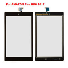 """For 8"""" AMAZON Kindle Fire HD8 2017 Touch Screen Digitizer LCD Display Assembly"""