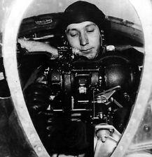 6x4 Photo ww17A Normandy Air Major William E Smith Martin B26 Marauder