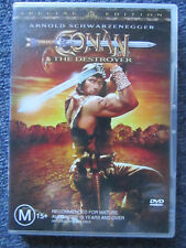 Dvd Conan The Destroyer Special Edition Great * Must See *