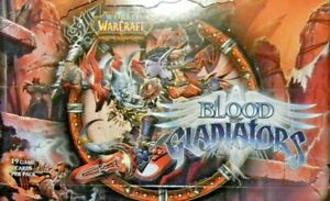 World of Warcraft TCG: Blood of Gladiators Complete Card Set (All 208 Cards)