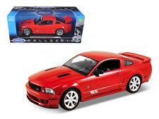 2007 Saleen Mustang S281E 1:18 Diecast Model - 12569r