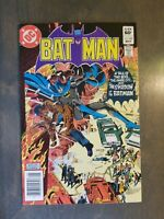BATMAN #347   D.C comics 1982  VF