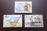 Famicom Final Fantasy 1 2 3 I II III boxed Japan FC games US Seller
