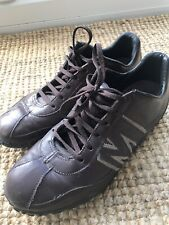 Mens Merrell Leather Walking Shoes Size 8