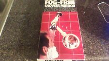 VINTAGE THE ITEM COMPANY  Fog Free Shower Mirror NEW