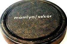 Mamiya Front Lens Cap Slip on type plastic Sekor C 67mm