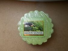 Yankee Candle Usa Rare Meadow Showers Wax Tart
