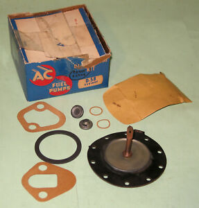 1948-1951 Lincoln Ford Truck NEW fuel pump kit 5591897 D58