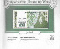 World Banknotes Ireland 10-07-1984 1 pound UNC P 70c UNC Low DKI 003013