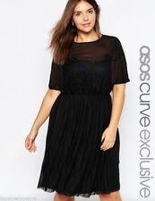 ASOS Plus Size Short Sleeve Dresses for Women