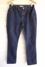 Sportscraft Women's Blue 'Thea Slim Leg' Jeans - Size 10