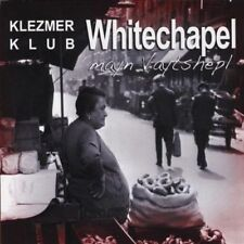 Klezmer Klub - Whitechapel, mayn Vaytshepl - CD digipak