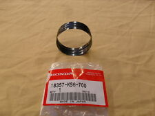 GENUINE HONDA CR125R 1987 88 89 EXHAUST  GASKET SEALING RING 18357-KS6-700