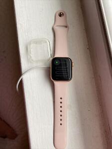 apple watch series 4 40mm rose gold